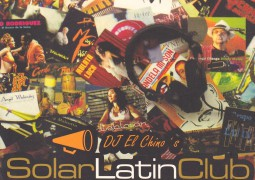 DJ El Chino's Solar Latin Club Vol. 1