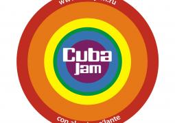 logo Cuba Jam кривые