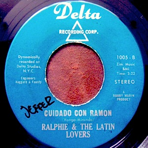 Ralphie & The Latin Lovers