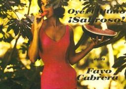 Fayo Cabrera – ¡ Oye el Ritmo Sabroso!