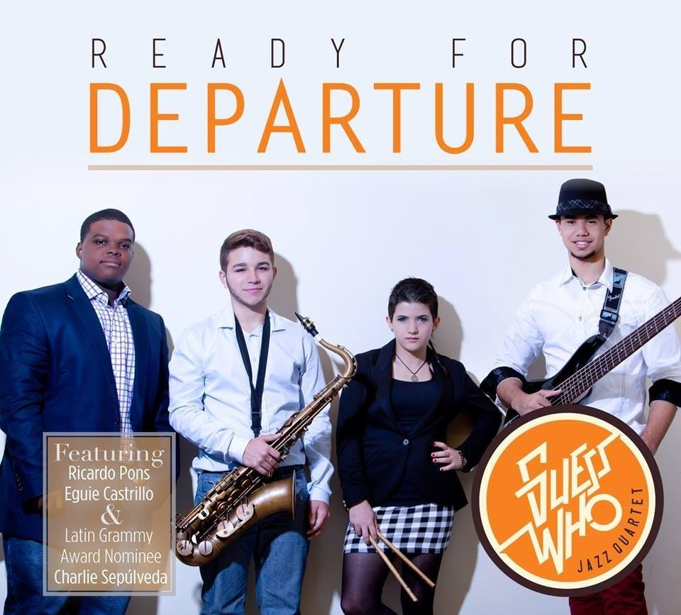 Guess Who Jazz Quartet – Ready For Departure