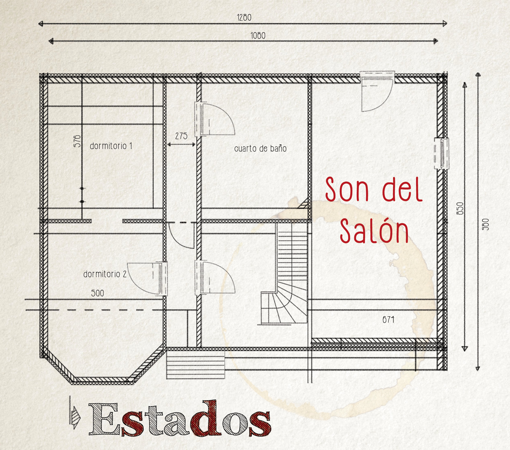 Son Del Salon – Estados