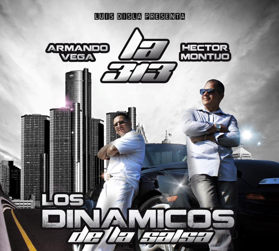 Orquesta 313 – Los Dinamicos De La Salsa