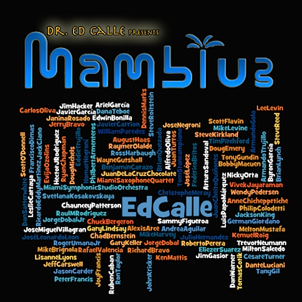 Mamblue Art Front