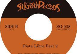 Takashi Nakazato – Pista Libre Part 1&2