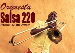 Orquesta Salsa 220 – Guaguanco Sabroso