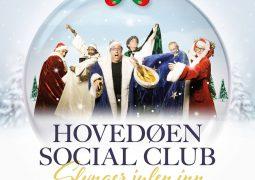 Hovedøen Social Club – Slynger julen inn