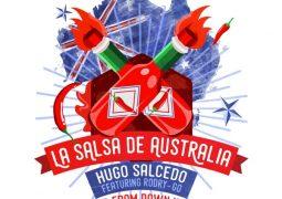 Hugo Salcedo – La Salsa de Australia