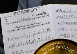 Dave Chamberlain's Band Of Bones – Picadillo, Yes Madly !