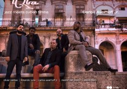 Carlos Averhoff Jr: iQba – Jazz Meets Cuban Timba