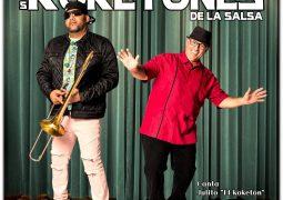 John Davila Y Los Koketones De La Salsa – Koketon