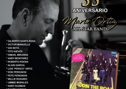Mario Ortiz All Star Band – 55 Aniversario