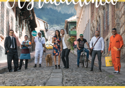 Pibo Márquez y La Colombiana Orquesta – Agradeciendo