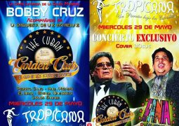 The Cuban Golden Club Live In Havana