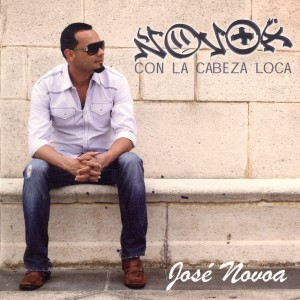 Jose Novoa - Con La Cabeza Loca 2012 Front