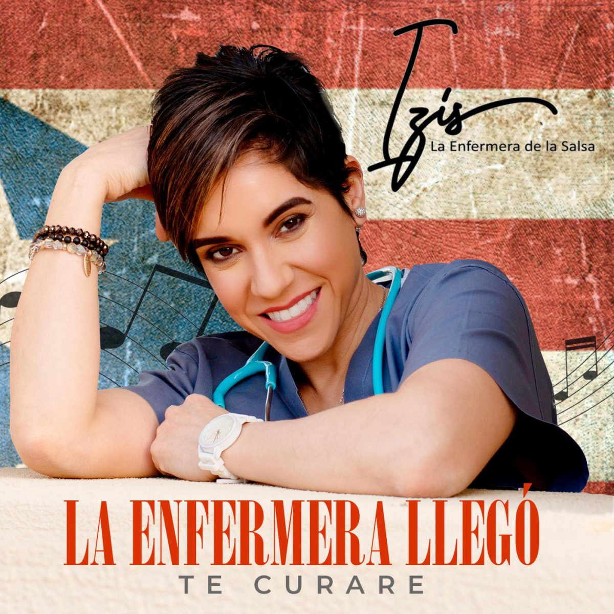 Izis La Enfermera De La Salsa – Te Curare | Solar Latin Club